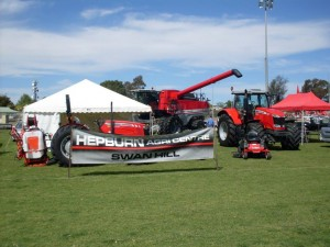 Swan Hill Show 2013